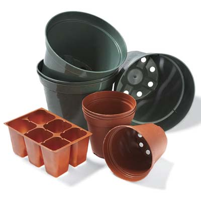Pots and Containers