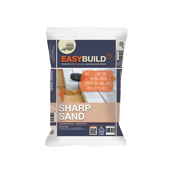 Sharp Sand - Large Bag