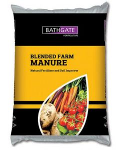 Bathgate Blended Farm Manure 50L