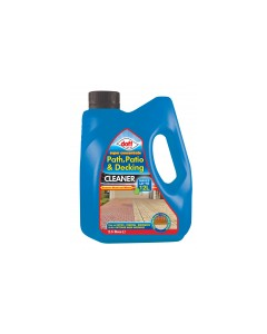 Doff Super Concentrate Path, Patio and Decking Cleaner - 2.5L