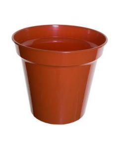 Whitefurze 31cm (12.5 inch) Heavy Duty Terracotta plant pot.