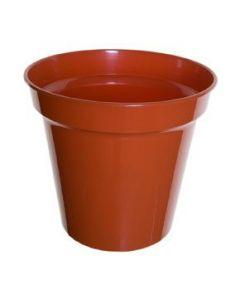 Whitefurze 38cm (15 inch) Heavy Duty Terracotta plant pot.