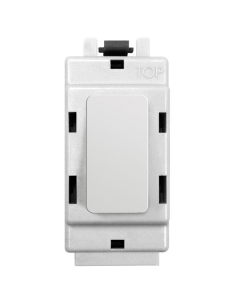 BG Nexus White Grid - Blank module.