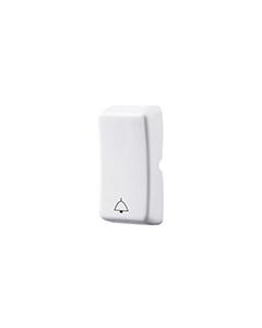 BG Nexus White Grid Rockers - Printed - Bell Symbol.