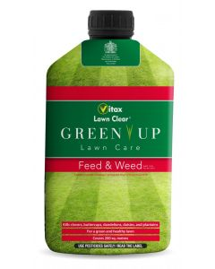Vitax Green Up Feed and Weed - 200 sqm