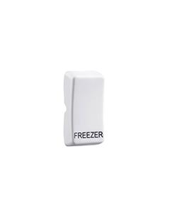 BG Nexus White Grid Rockers - Printed - Freezer.