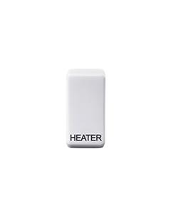 BG Nexus White Grid Rockers - Printed - Heater.