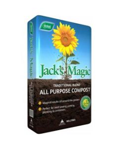 Jack's Magic Multi-Purpose Compost - 60L