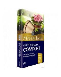 Durstons Manor Farm Multi-Purpose Compost 60L
