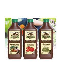 Maxicrop Seaweed Extract plus Organic Feed - 1L