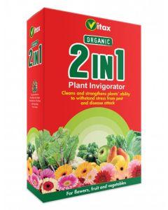 Vitax Organic 2 in 1 Plant Invigorator