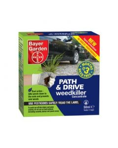 Bayer Garden Path Weedkiller Concentrate - 50ml