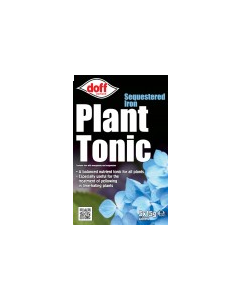 Doff Sequestered Iron Plant Tonic  - 5 x 15g sachets