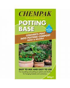 Chempak Potting Base with Soluwet Wetting Agent