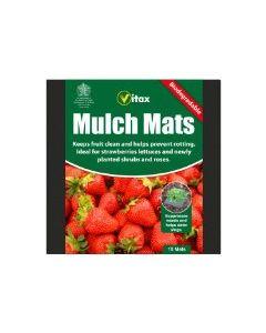 Vitax Mulch Mats - Pack 10
