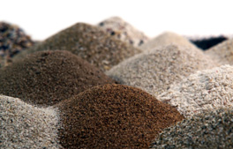Sands, Grits and Aggregates