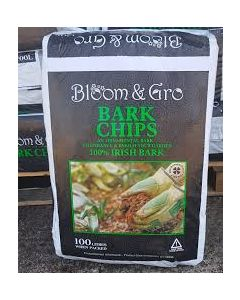 Bloom & Gro Bark Chips - 100L