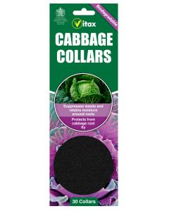 Vitax Cabbage Collars - 30 pack