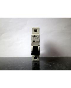 CLICK MCB Circuit Breaker 40 Amp.
