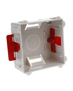 SELECTRIC SQUARE, 1 Gang 47mm deep single Dry Lining Box.
