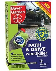 Bayer Garden Path Weedkiller Concentrate - 90ml