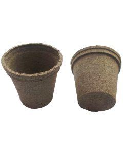 Peat Pots - 6cm