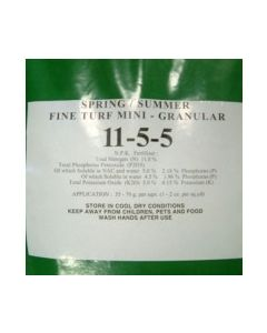 Spring and Summer Lawn Food - 10kg